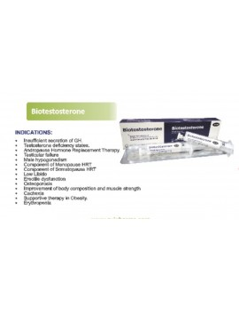 Bio Identical Testosterone (Transdermal).