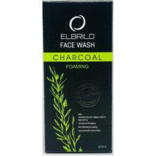 Charcoal forming face wash