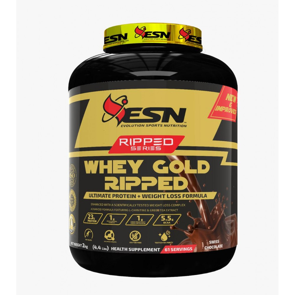 Whey Gold ripped 2kg