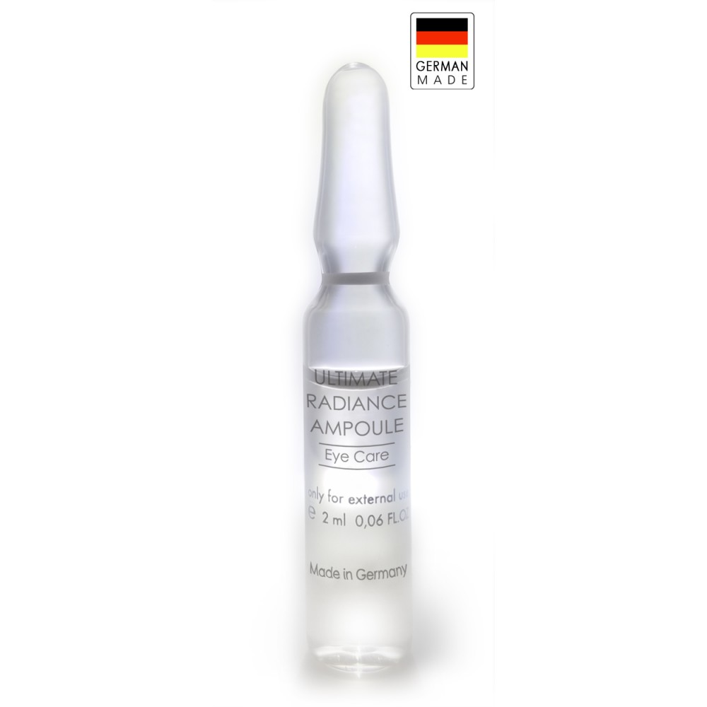 ULTIMATE RADIANCE AMPOULE EYE CARE