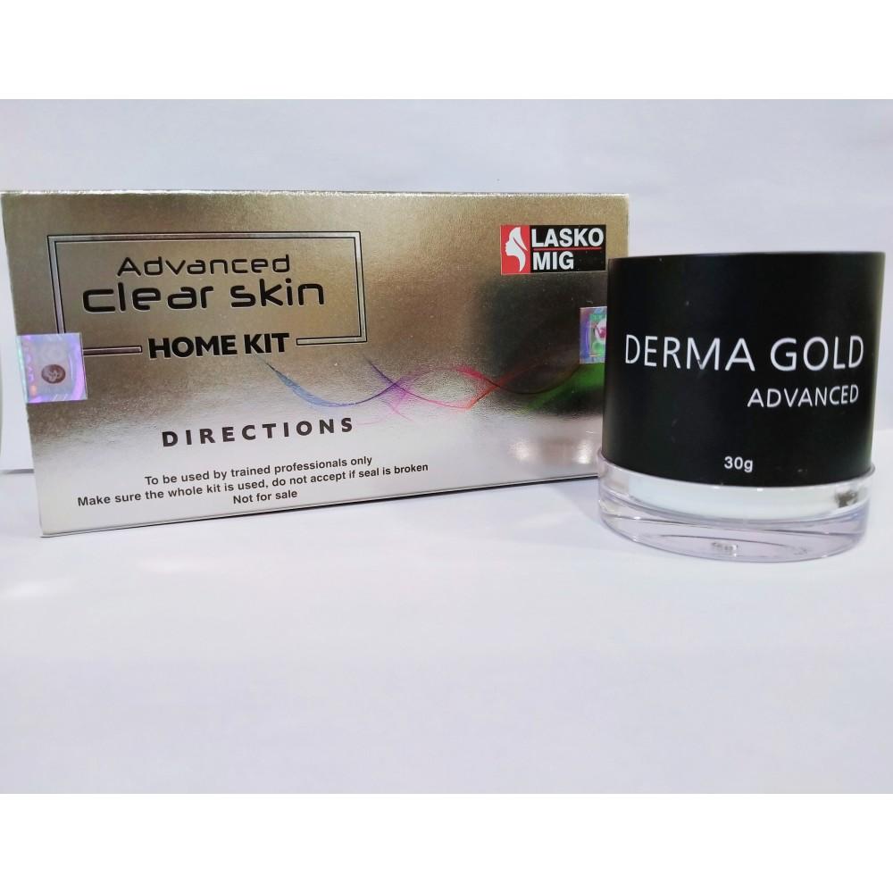 Advance White Kit + Dermagold (Advanced Clear Skin Kit) NEW